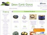 Browse Green Earth Stones