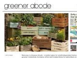 Browse Greener Abode