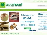 Browse Greenheart Shop