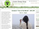 Browse Green Sheep Shop