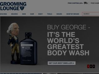Shop at groominglounge.com