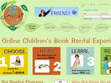 Browse Grow Up With Books