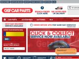 Gsfcarparts.com Coupon Codes