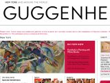 Browse Guggenheim Museum