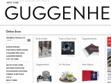 Browse Guggenheim Store