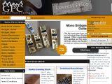 Browse Guitar Parts Central