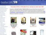 Browse Gunther Gifts