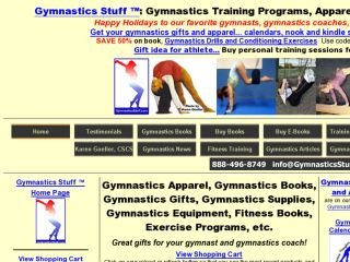 Shop at gymnasticsstuff.com