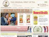 Browse Zhena's Gypsy Organic Tea
