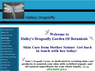 Shop at haileysdragonflygarden.com