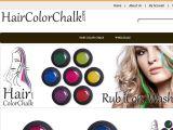 Haircolorchalk.com Coupons