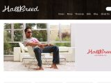 Browse Halfbreed Clothing Co