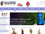 Halloweencostumefactory.com Coupon Codes
