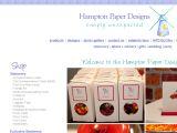 Browse Hampton Paper Designs