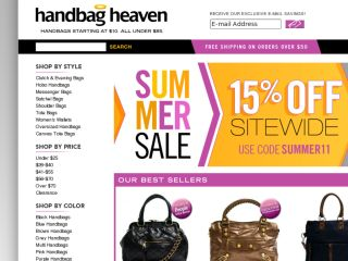 Shop at handbagheaven.com