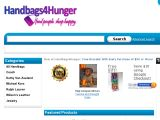 Browse Handbags 4 Hunger