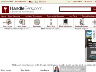 Shop at handlesets.com