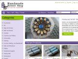 Browse Handmade Artists' Shop