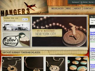 Shop at hanger3.com