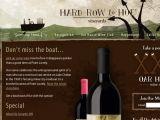 Browse Hard Row To Hoe Vineyard