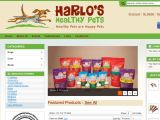 Harloshealthypets.com Coupon Codes