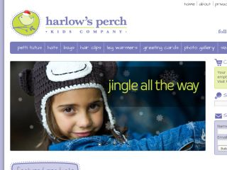 Shop at harlowsperch.com