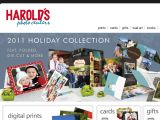 Browse Harold's Photo Centers