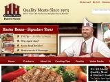 Browse Harter House Meats