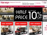 Browse Harveys Furniture