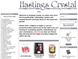 Hastings-Crystal.co.uk Coupon Codes