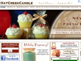 Browse Hat Creek Candle Company