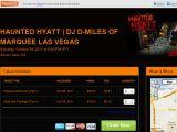 Hauntedhyatt2011.eventbrite.com Coupons