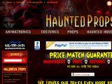 Hauntedprops.com Coupon Codes