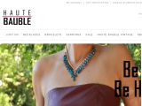 Haute-Bauble.com Coupon Codes