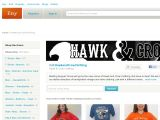 Hawkandcrowclothing.etsy.com Coupons
