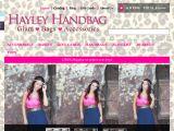 Hayleyhandbag.com Coupons