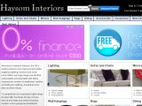 Haysominteriors.co.uk Coupons