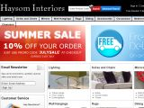 Haysominteriors.com Coupons