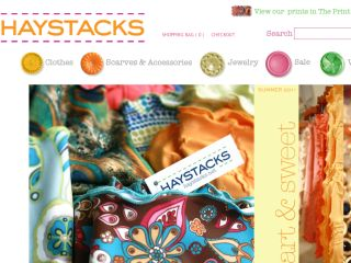 Shop at haystacks.net