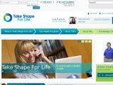 Browse Take Shape For Life