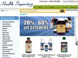 Browse Healthsuperstore