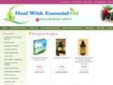 Browse Heal With Essential Oil