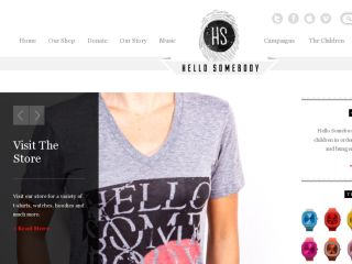 Shop at hello-somebody.com