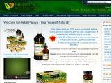 Browse Herbal Papaya