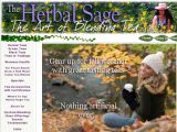 Browse The Herbal Sage Tea Company