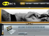 Browse Herc's Nutrition