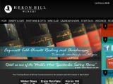 Browse Heron Hill Winery