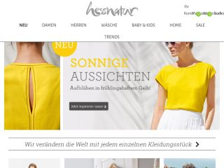 Shop at hessnatur.com