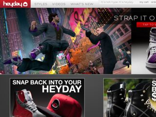Shop at heydayfootwear.com