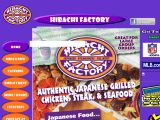 Browse Hibachi Factory